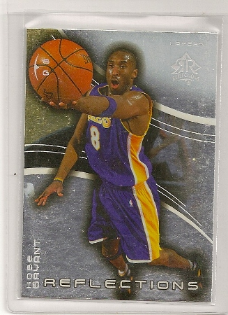Kobe Bryant 2003-04 Upper Deck Triple Dimensions Card
