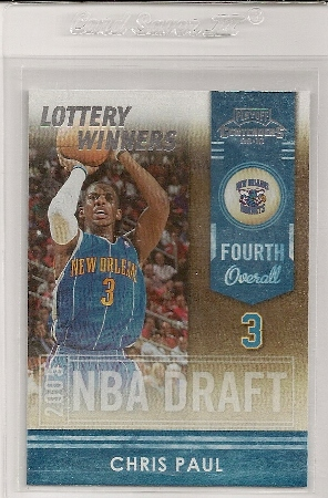 2009-10 Playoff Contenders Lottery Winners Chris Paul