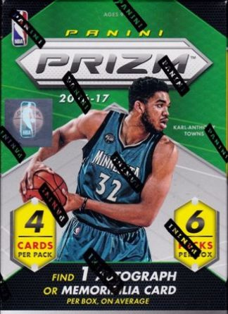 2016-17 Panini Prizm Basketball Blaster Box