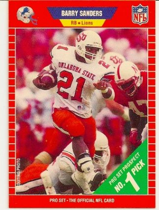 barry-sanders-1989-pro-set-rookie-card