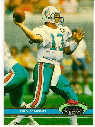 dan-marino-1991-topps-stadium-club-card