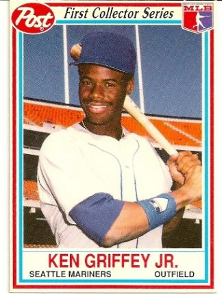 Ken Griffey Jr Cards Archives Basketball Baseball And