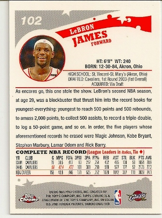 lebron-james-2005-06-topps-chrome-basketball-card-back