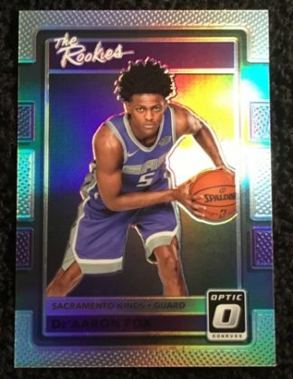 deaaron-fox-2017-18-optic-holo-the-rookies-basketball-trading-card