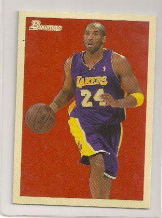 Kobe Bryant 2009-10 Bowman '48 Basketball Trading Card