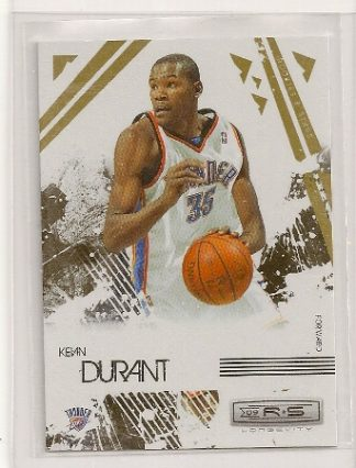 Kevin Durant 2009-10 Rookies And Stars Basketball Trading Card