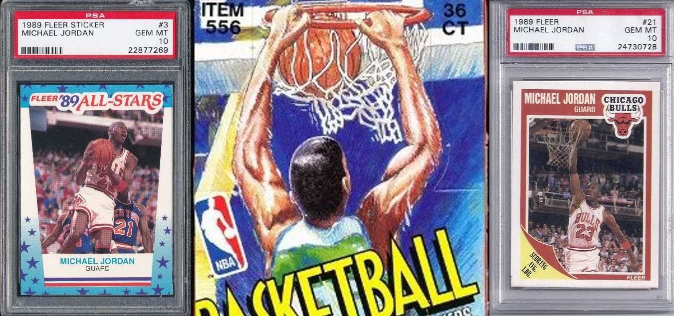 Fleer Basketball 1989-90