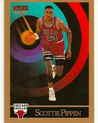 Scottie Pippen 1990-91 Skybox Card