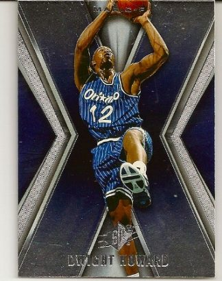 Dwight Howard 2005-06 Upper Deck SPX Card
