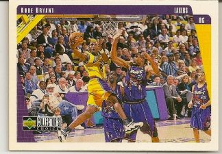 Kobe Bryant 1997-98 Upper Deck Collector's Choice Basketball Card