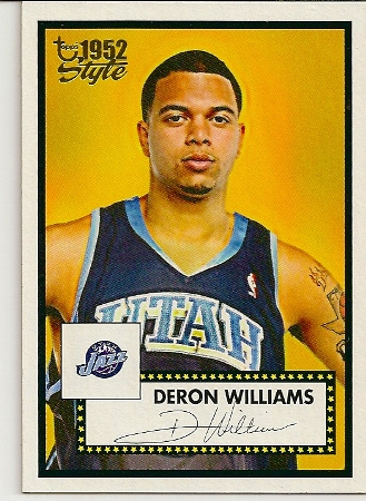 deron-williams-2005-06-topps-1952-style-rookie-card