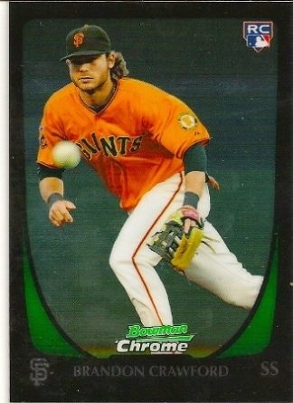 brandon-crawford-2011-bowman-chrome-rookie-card