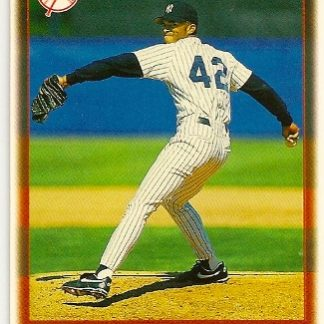 Mariano Rivera 1997 Topps Baseball Card