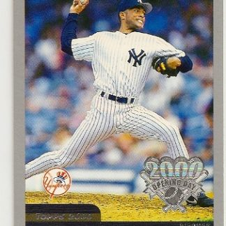 Mariano Rivera 2000 Topps Opening Day Baseball Card