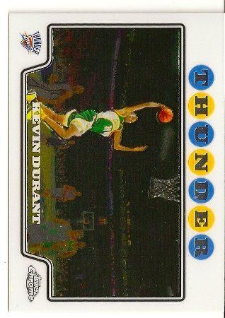 2008-09-topps-chrome-kevin-durant-basketball-card