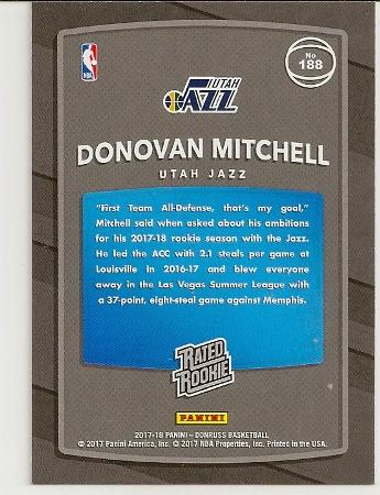 2017-18-panini-donruss-donovan-mitchell-rookie-card