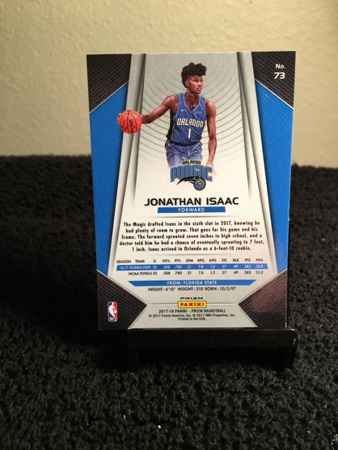 jonathan-isaac-2017-18-panini-prizm-red-white-blue-rookie-card-back